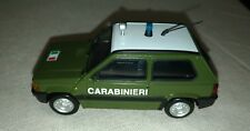 Modellino Fiat Panda 750 CL 1986 Carabinieri,scala 1:43