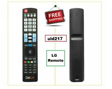 Replacement Universal Remote Control Smart 3D LED LCD HDTV TV 32LK450 For LG