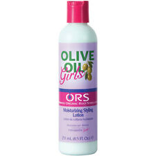 ORS Olive Oil Girls Moisturizing Styling Lotion Restore Balance Shine Hair 8.5oz