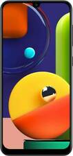 "Samsung Galaxy A70s Black 8GB RAM 128GB 6.7"" 64+5+8MP Camera Googleplay Phone"