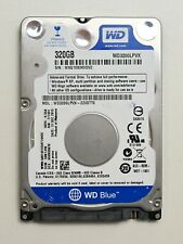 "WD Laptop HDD 320 GB 5400 RPM  2.5"" WD3200LPVX SATA TESTED WARRANTY"