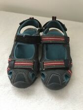 Children's Sandals Size 12 Tu Blue Casual Summer <JJ3252