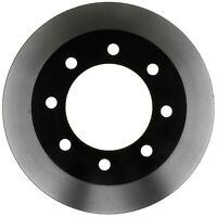 Disc Brake Rotor-Black Hat Rear ACDelco Pro Brakes 18A926