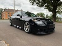 Performance M SIDE SKIRTS / BLADES / Sport Side SPOILERS For BMW E60 E61 M5