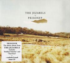 """THE JEZABELS """"Prisoner"""" Rare 2012 22Trk 2CD *Bonus 9Trk CD *Endless Summer"""""""