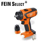 Fein 4-Gang Akku-Bohrschrauber ASCM 12 Select / 12 V  | 71161064000