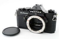 [Excellent++] Pentax K2 DMD SLR 35mm Film Camera Black Body From Japan
