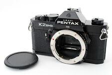 [Excellent Pentax K2 DMD SLR 35mm Film Camera Black Body From Japan