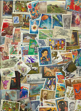 Russia Mixture 300+ Large Colorful Topical & Pictorial Stamps Over $77 Cat Value