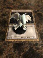 Yugioh Dungeon Dice Monsters DDM Blue Eyes White Dragon Figure And Card B1-01