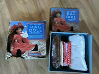Vintage Rag Doll Handcrafting Kit