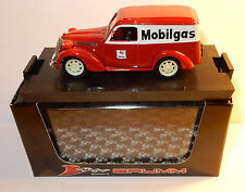 BRUMM FIAT 1100E FURGONE 1956 COMMERCIALE MOBILGAS 1/43 R344 IN BOX