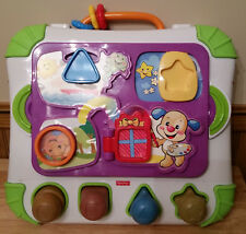 FISHER-PRICE LAUGH AND LEARN APPTIVITY CENTER