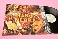 MANO NEGRA LP PATCHANKA ORIG 1988 EX+ CON INNER TESTI TOOPPPP !!!!