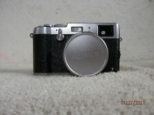 Fujifilm FinePix X Series X100 12.3MP Digital Camera - Silver