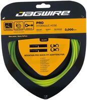 Jagwire Mountain Pro Disc Brake Hydraulic Hose 3000mm, Organic Green