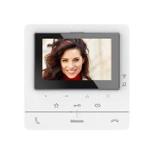 BTICINO 344682 VIDEOCITOFONO WIFI 2 FILI VIVAVOCE TELELOOP CLASSE 100 MONITOR
