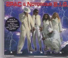 2 Pac&Notorious BIG-Runnin cd maxi single