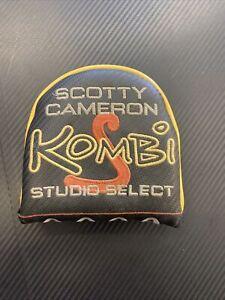 Scotty Cameron Studio Select Kombi Putter Headcover