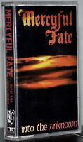 "Mercyful Fate ""Into The Unknown"" Russian Cassette! Excellent condition!"