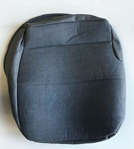 ISUZU NPR GMC W SERIES DRIVER SEAT bottom DARK GRAY COVER cloth fabric NEW