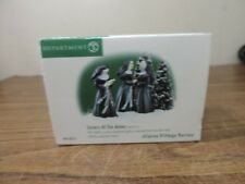 Department 56 Alpine Village Sisters of the Abbey Figurines Set 56213