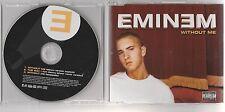 Eminem - Without Me - Deleted UK 3 track CD