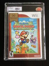 VGA UKG U95+ MT Legend Super paper Mario jeu New NTSC US Version Nintendo Wii