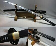 Details about Handmade Japanese Samurai Katana Kill Bill Sword Manganese Steel