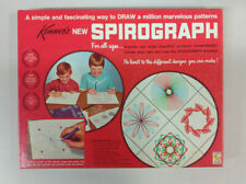 Kenner's Spirograph - No. 401 - 1967 - Complete - Needs Ink - Good Condition