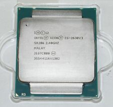 Intel® Xeon® Processor E5-2630 v3 SR206 (20M Cache, 2.40 GHz)