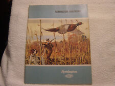 Remington catalog Kuhn cover art 1960s