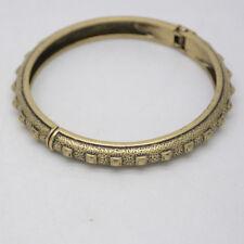 premier designs jewelry vintage brass plated bangle antique bracelet for women