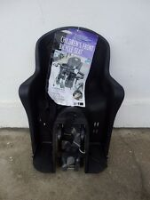 CHILDRENS FRONT CARRIER SEAT SECURE BICYCLE ATTACHMENT
