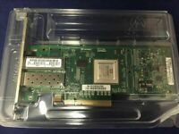 QLogic  QLE8142-S-IBM Dual Port 10Gbps Enhanced Ethernet to PCIe Network Adapter