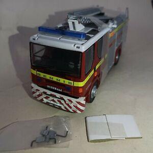 Fire Brigade Models 1/50 Scale FBM2702  DENNIS Fire Engine Plympton Rare Boxed