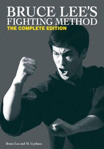 Bruce Lee's Fighting Method, Bruce Lee,  Hardback