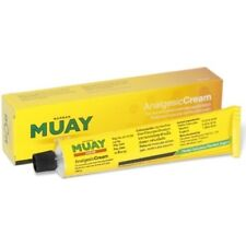 100g. Muay Thai Boxing Crem Analgesic Massage Relieves Muscular Aches Pain Sport