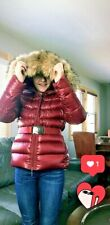 Moncler Red Jacket Women S