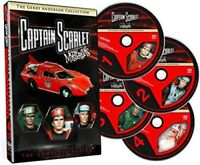 Captain Scarlet and the Mysterons: The Complete Series [New DVD] Boxed