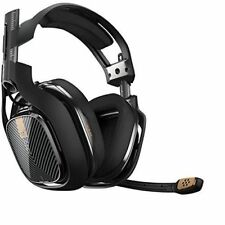 ASTRO Gaming A40 Wireless Dolby Gaming Headset Black PlayStation 4 PC PS4 XBOX 1