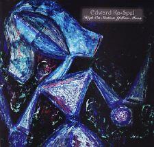Edward KA-Spel High on stazione YELLOW Moon-CD LIMITED + BONUS-Amanda Palmer