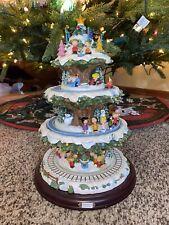 Bradford Exchange Peanuts Christmas Tree