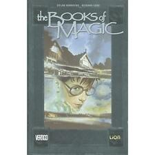 THE BOOKS OF MAGIC - NUOVA SERIE 4 - I NOMI DELLA MAGIA - VERTIGO - LION - NUOVO