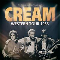 CREAM - WESTERN TOUR 1968  2 CD NEU