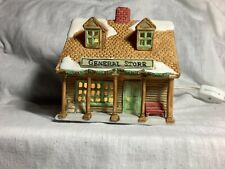 Dept 56 New England Village 1986 General Store No Box