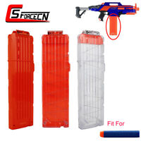 18 Darts Replacement Ammo Mag Accessories Bullet Clip Magazine for Nerf Toy Gun