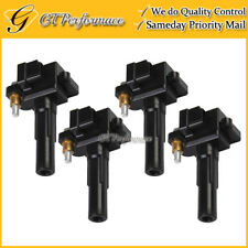 OEM Quality Ignition Coil 4PCS Pack for 2002-2003 Subaru Impreza WRX 2.0L H4