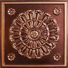 """Decorative Ceiling and Wall Tile PVC Faux Tin 24""""x24""""  #151"""