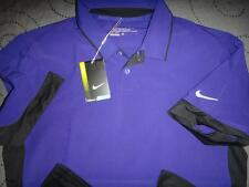NIKE GOLF TOUR PERFORMANCE TIGER WOODS STYLE DRI-FIT POLO SHIRT M  MEN NWT $$$$